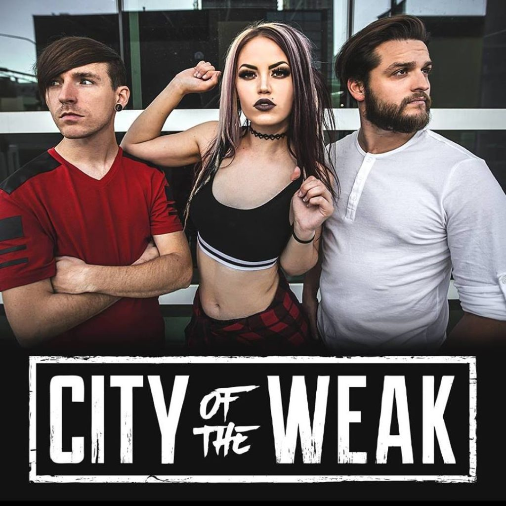 city of the week officially rocks
