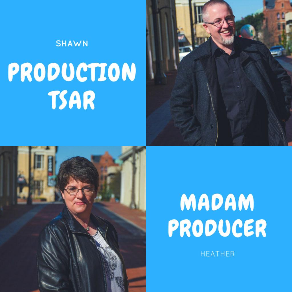 northwest corner podcast czar and producer